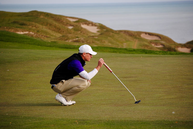 8th Men's Golf at Whistling Straits- Day Two Photo