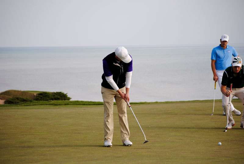 10th Men's Golf at Whistling Straits- Day Two Photo