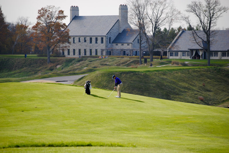 25th Men's Golf at Whistling Straits- Day Two Photo