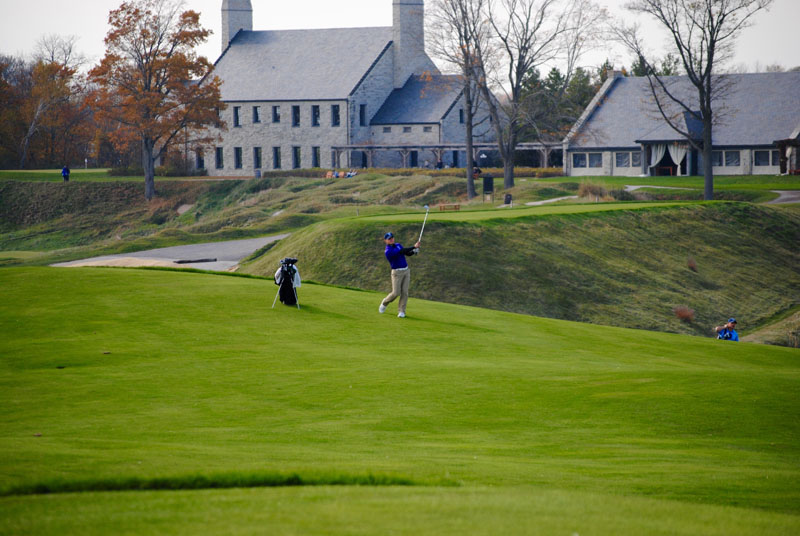 26th Men's Golf at Whistling Straits- Day Two Photo