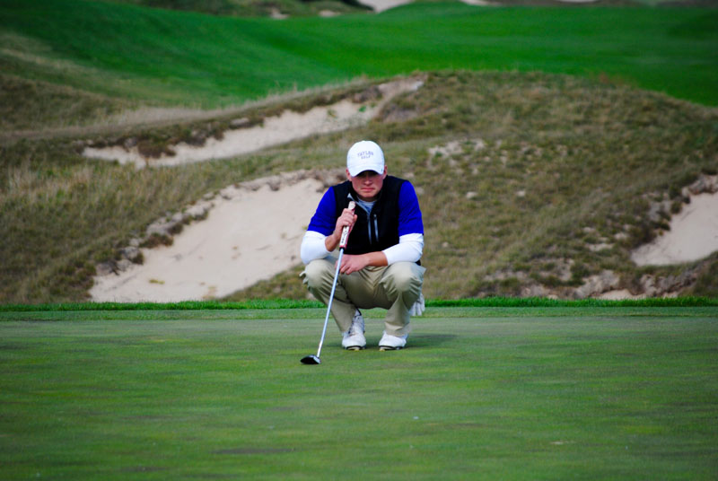 27th Men's Golf at Whistling Straits- Day Two Photo