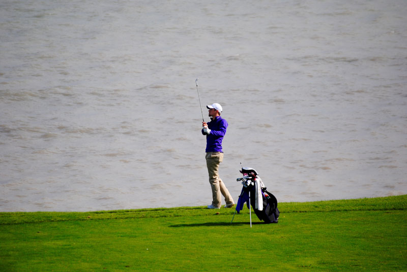 30th Men's Golf at Whistling Straits- Day Two Photo