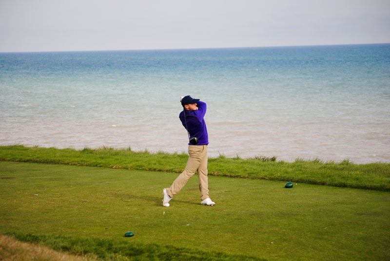 34th Men's Golf at Whistling Straits- Day Two Photo