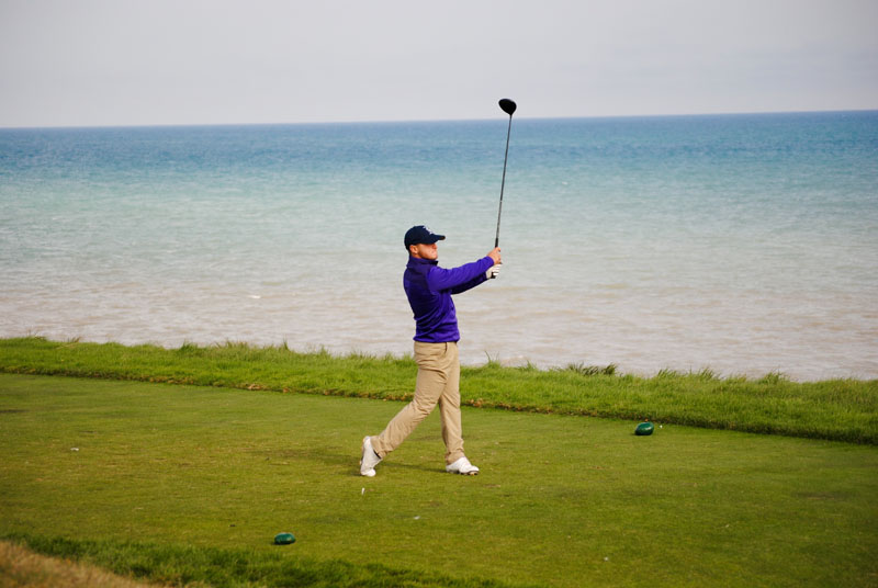 35th Men's Golf at Whistling Straits- Day Two Photo