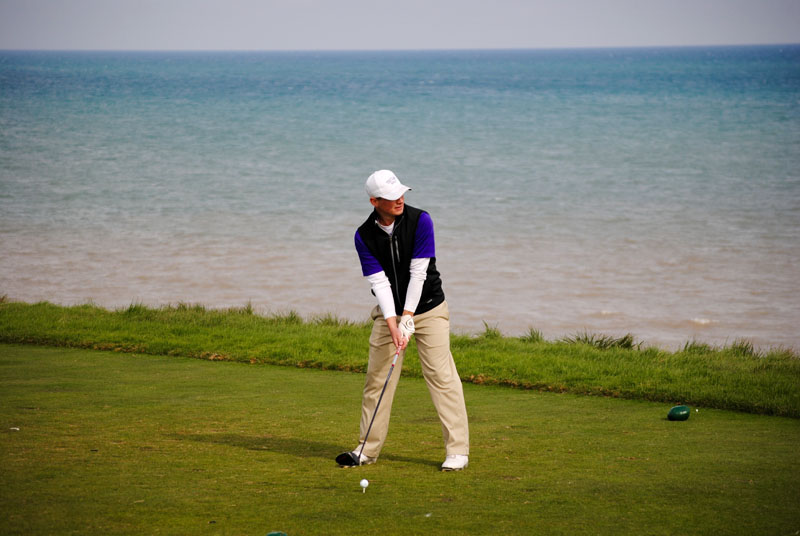 36th Men's Golf at Whistling Straits- Day Two Photo