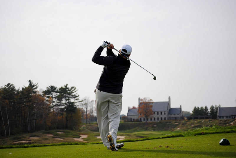 40th Men's Golf at Whistling Straits- Day Two Photo