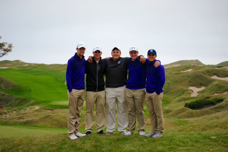 46th Men's Golf at Whistling Straits- Day Two Photo