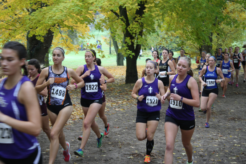 3rd TU Women Take Second at Great Lakes Invite Photo