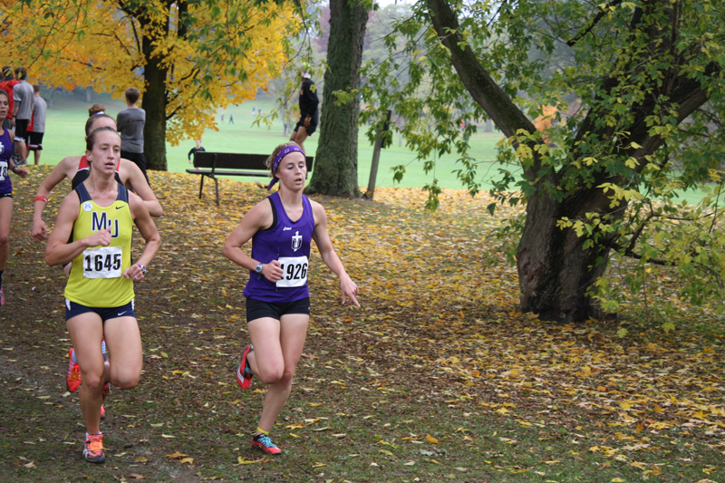 7th TU Women Take Second at Great Lakes Invite Photo