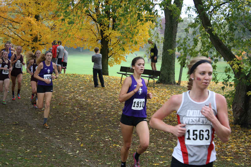 8th TU Women Take Second at Great Lakes Invite Photo