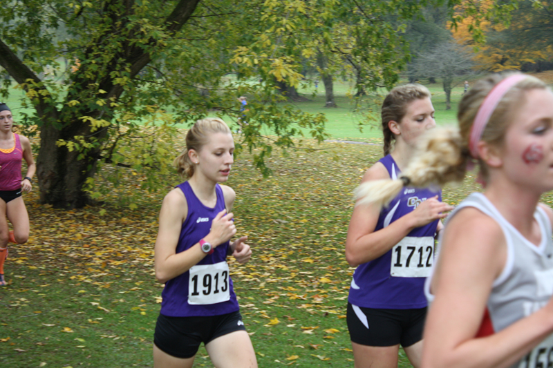 9th TU Women Take Second at Great Lakes Invite Photo