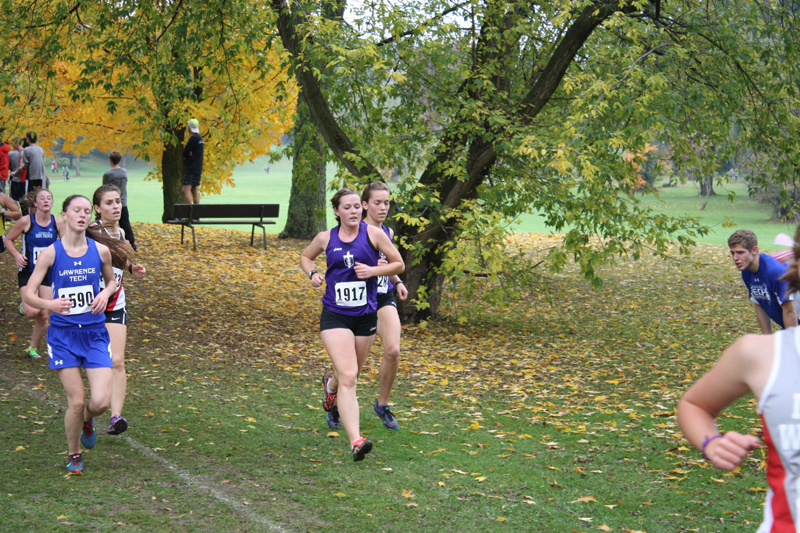 10th TU Women Take Second at Great Lakes Invite Photo