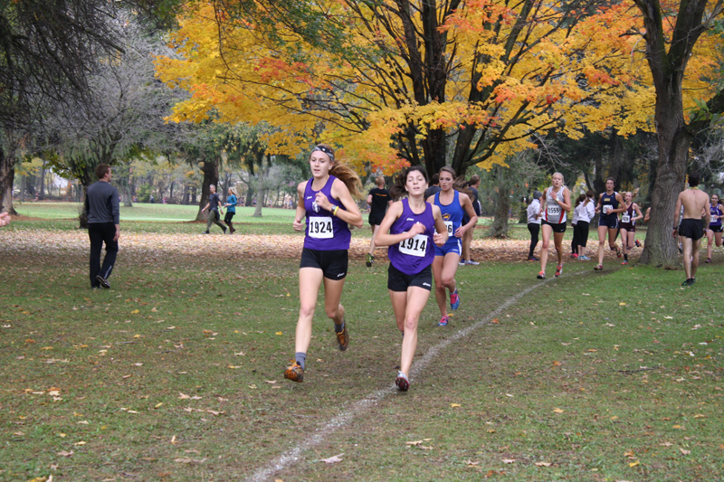 12th TU Women Take Second at Great Lakes Invite Photo