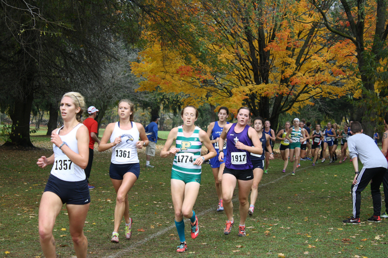 13th TU Women Take Second at Great Lakes Invite Photo