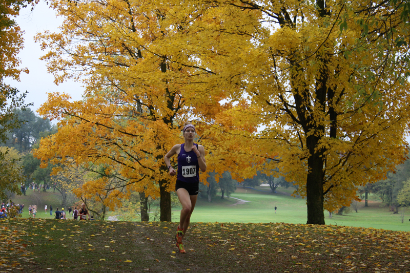 15th TU Women Take Second at Great Lakes Invite Photo