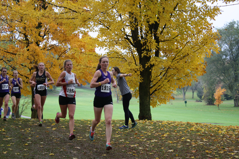 19th TU Women Take Second at Great Lakes Invite Photo