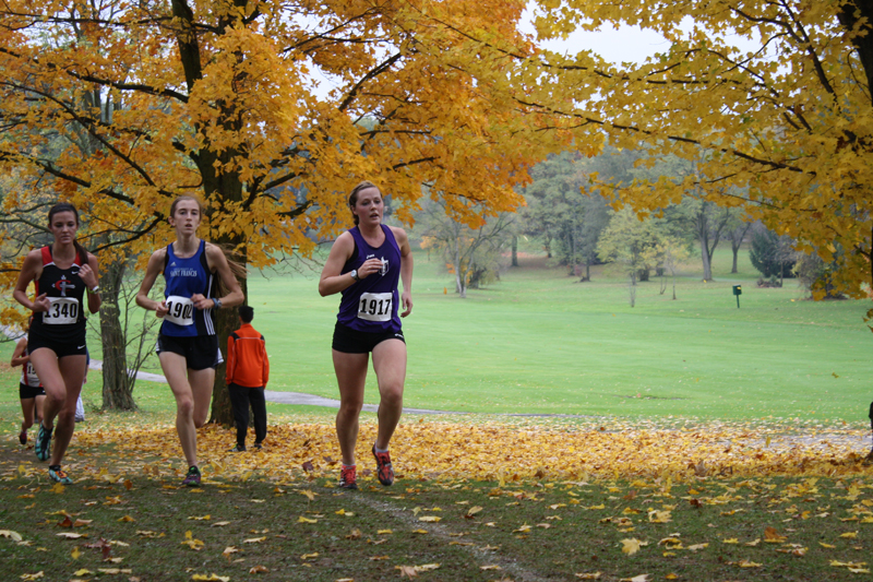 20th TU Women Take Second at Great Lakes Invite Photo