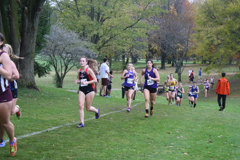 21st TU Women Take Second at Great Lakes Invite Photo