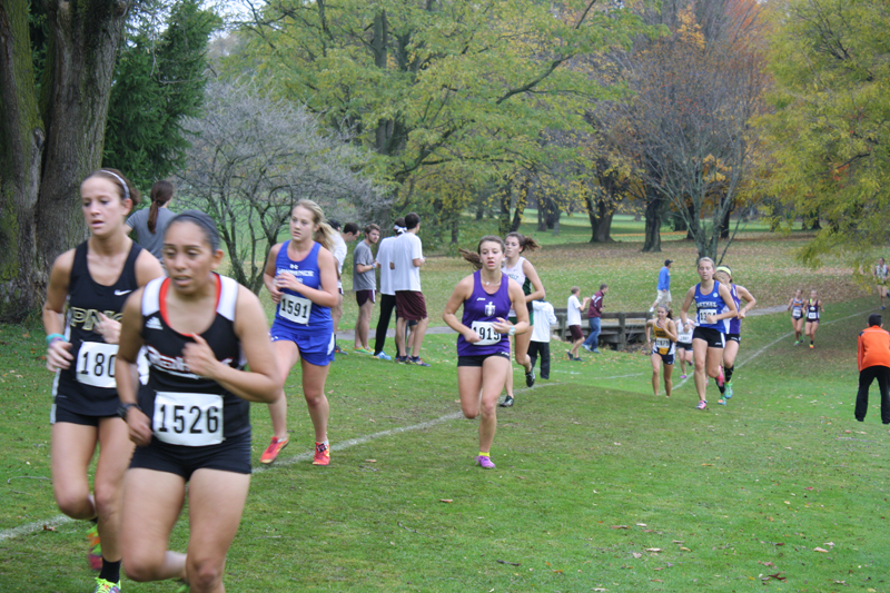 22nd TU Women Take Second at Great Lakes Invite Photo