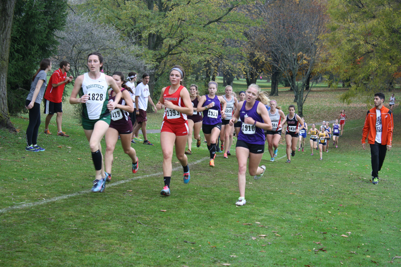 23rd TU Women Take Second at Great Lakes Invite Photo
