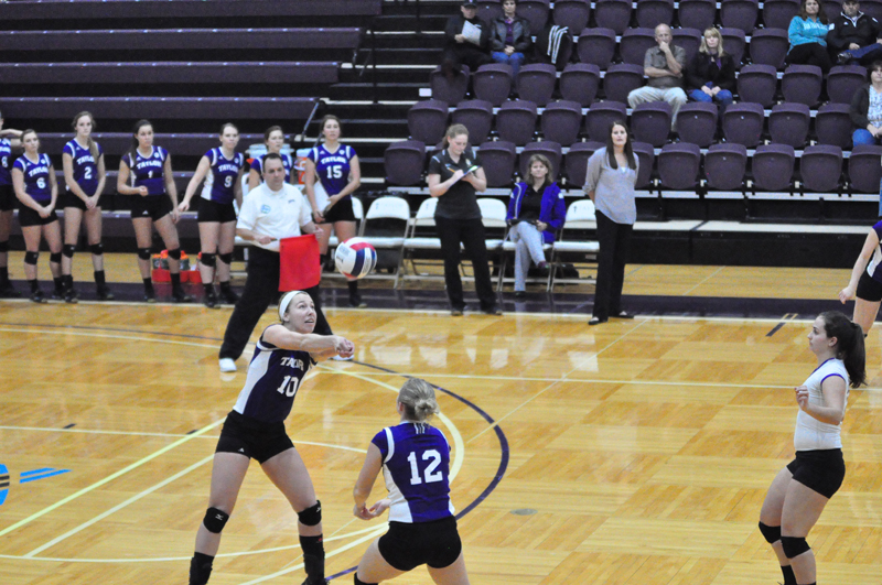 7th TU Sweeps Lancers Photo
