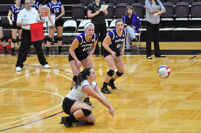 16th TU Sweeps Lancers Photo