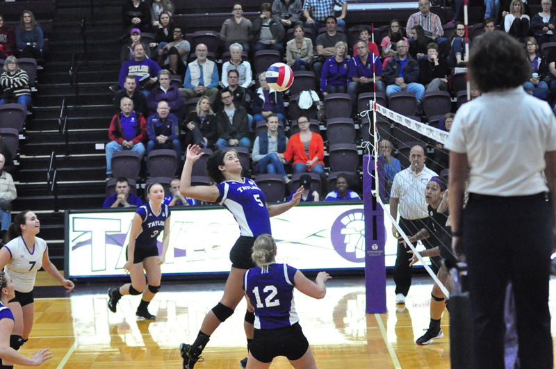 19th TU Sweeps Lancers Photo