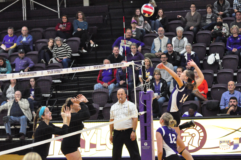 27th TU Sweeps Lancers Photo