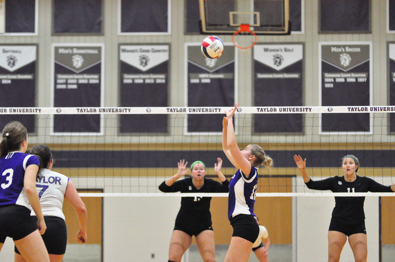 34th TU Sweeps Lancers Photo