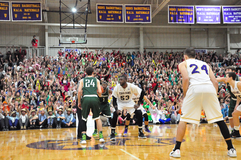 15th TU Wins on Silent Night Photo