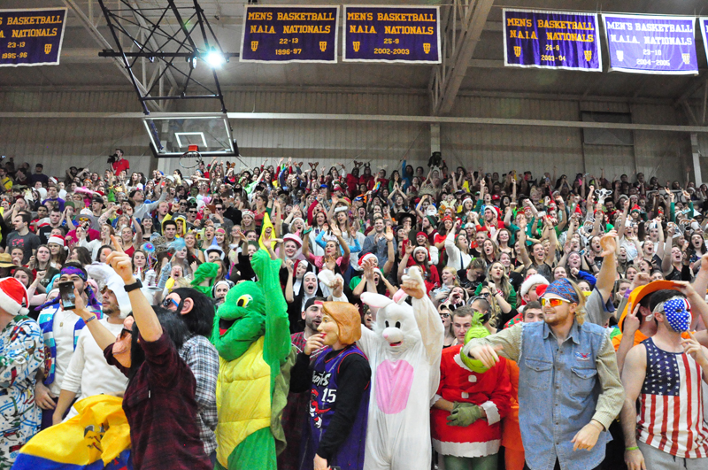 21st TU Wins on Silent Night Photo