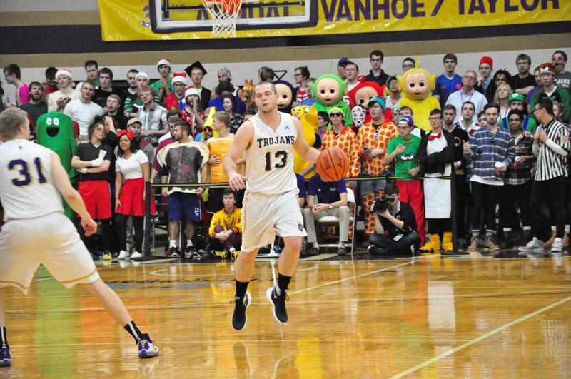22nd TU Wins on Silent Night Photo