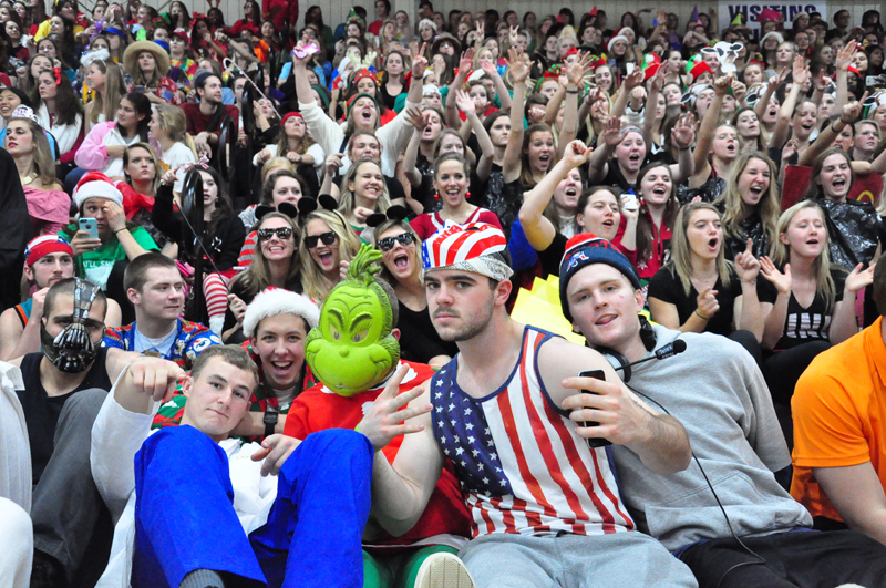 24th TU Wins on Silent Night Photo