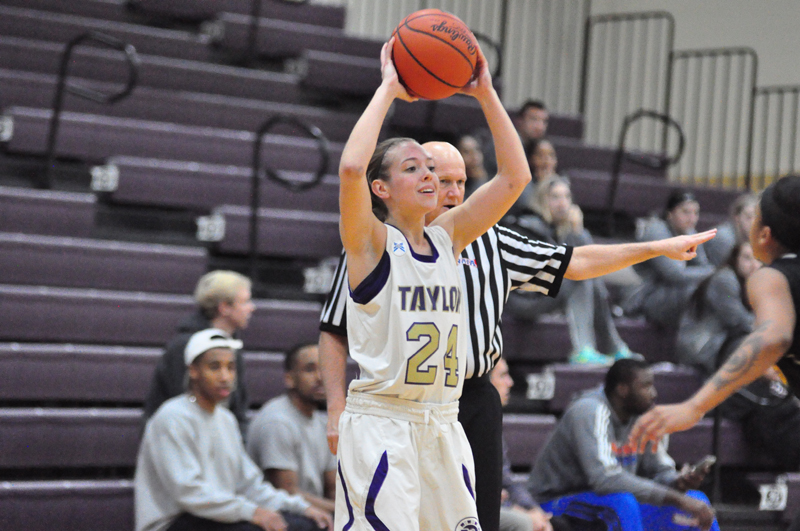 4th Trojans Top Wilberforce 89-33 Photo