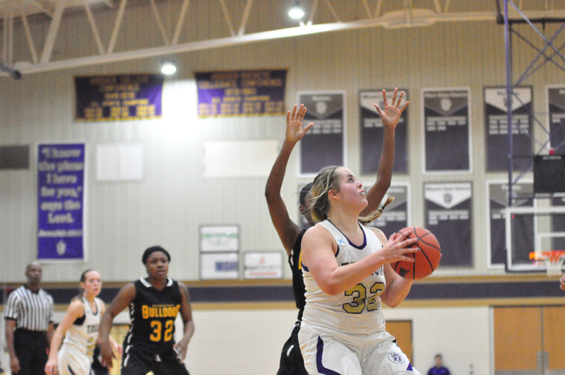 20th Trojans Top Wilberforce 89-33 Photo