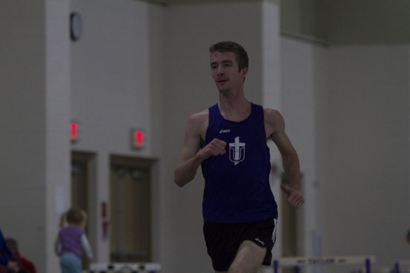 2nd Men's Indoor Track & Field at Taylor Invitational Photo