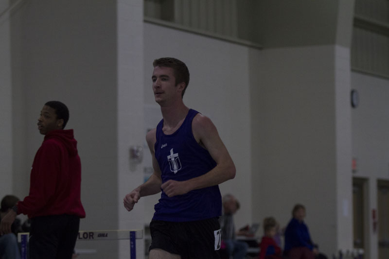 3rd Men's Indoor Track & Field at Taylor Invitational Photo