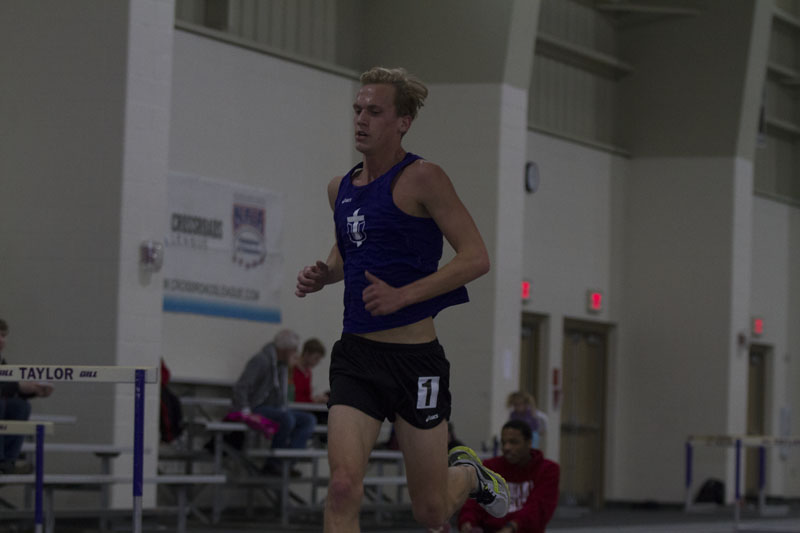 4th Men's Indoor Track & Field at Taylor Invitational Photo