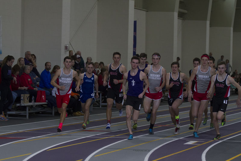 6th Men's Indoor Track & Field at Taylor Invitational Photo