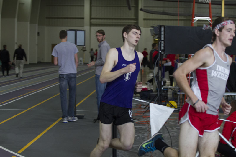 8th Men's Indoor Track & Field at Taylor Invitational Photo