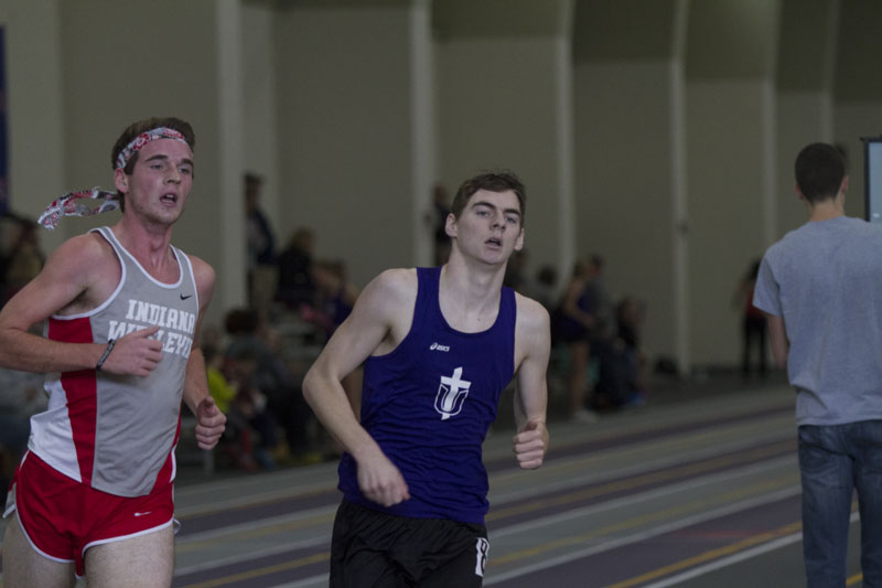 9th Men's Indoor Track & Field at Taylor Invitational Photo