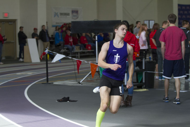 13th Men's Indoor Track & Field at Taylor Invitational Photo