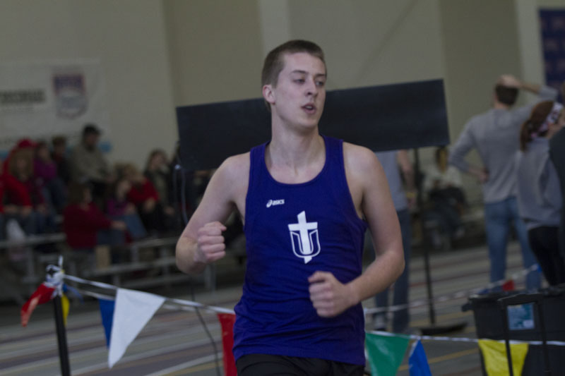 23rd Men's Indoor Track & Field at Taylor Invitational Photo