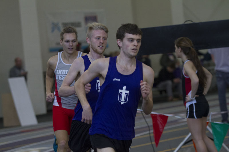29th Men's Indoor Track & Field at Taylor Invitational Photo