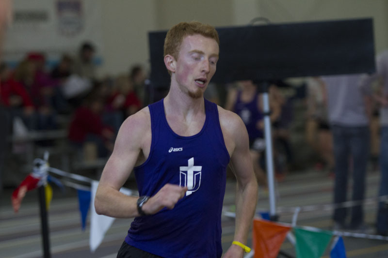 30th Men's Indoor Track & Field at Taylor Invitational Photo