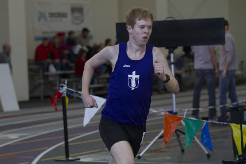 32nd Men's Indoor Track & Field at Taylor Invitational Photo