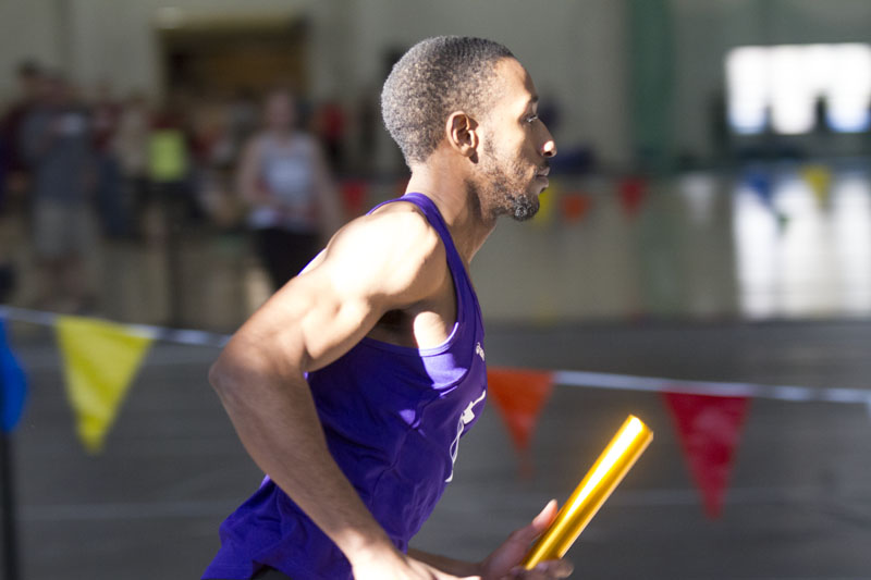 35th Men's Indoor Track & Field at Taylor Invitational Photo