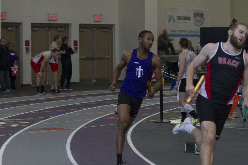 36th Men's Indoor Track & Field at Taylor Invitational Photo