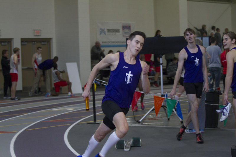 41st Men's Indoor Track & Field at Taylor Invitational Photo