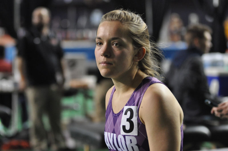 1st Indoor Track & Field Championships | Day One Photo